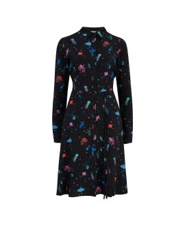 Платье Sugarhill Brighton 'Zadie' с глубоководным узором