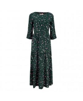 """Платье Sugarhill Brighton 'Zaina' в расцветке """"Звездный леопард"""""""