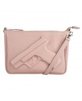 Сумочка Vlieger & Vandam 'Guardian Angel Gun' розовая