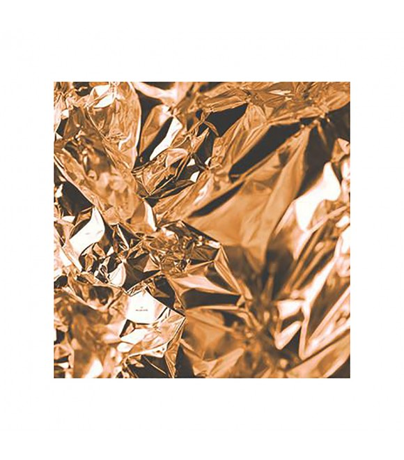 Платок We Are Owls «Золото», 90х90, шелк