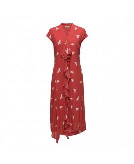 Платье Whyred 'Amalin' с воронами