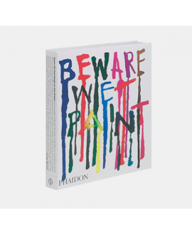 Книга 'Beware Wet Paint'