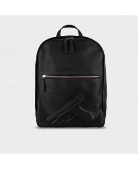 Рюкзак Vlieger & Vandam с пистолетом Medium черный