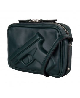 Сумка Vlieger & Vandam 'Camera Bag Gun' темно-зеленая