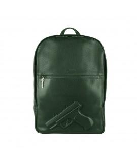 Рюкзак Vlieger & Vandam 'Guardian Angel' с пистолетом зеленый