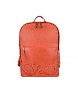 Рюкзак Vlieger & Vandam с наручниками в цвете тосканский апельсин