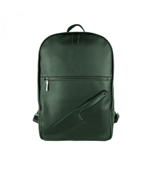 Рюкзак Vlieger & Vandam Guardian Angel с ножом зеленый