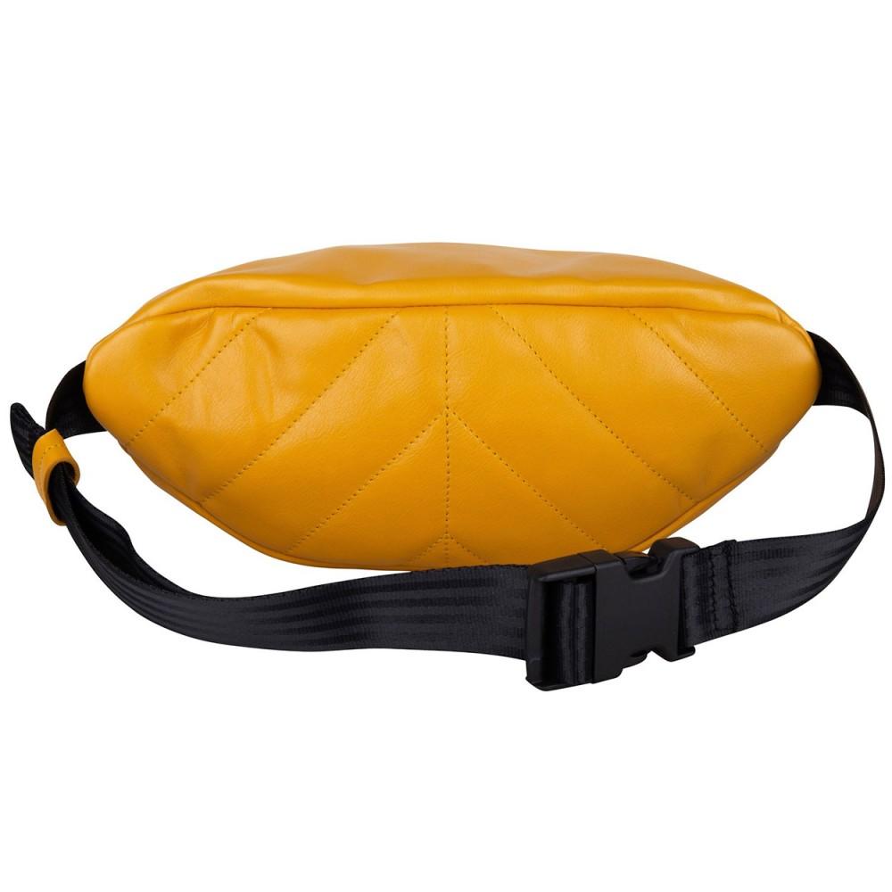 Поясная сумка Vlieger & Vandam c пистолетом желтая
