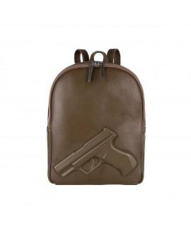 Рюкзак Vlieger & Vandam с пистолетом Mini в цвете мха