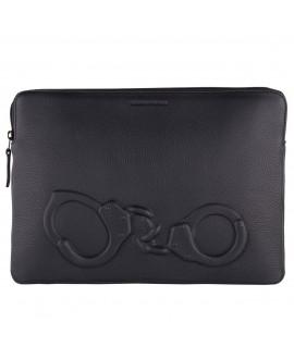 Чехол для лэптопа Vlieger & Vandam 13'' с наручниками чёрный