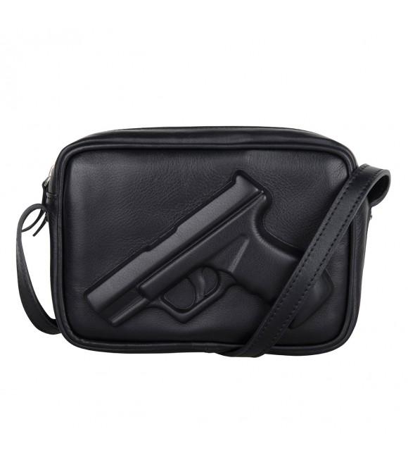 Сумка Vlieger & Vandam 'Camera Bag Gun' черная