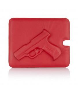 Чехол для iPad Vlieger & Vandam 'Gun' красный