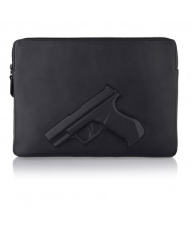 Чехол для лэптопа Vlieger & Vandam 13'' с пистолетом чёрный